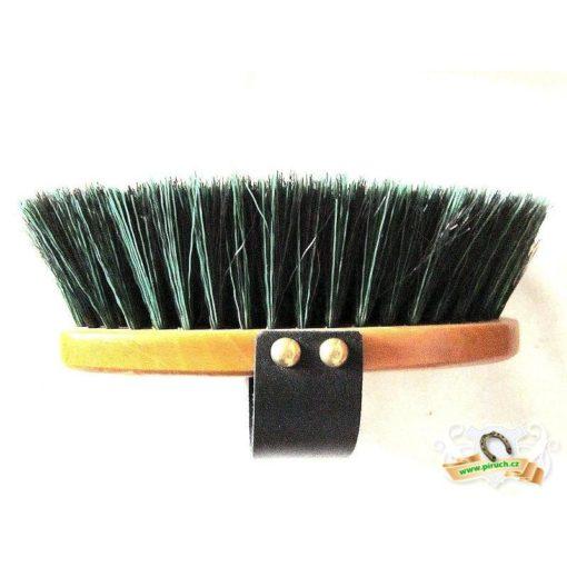 KARTÁČ dlouhý vlas barevný