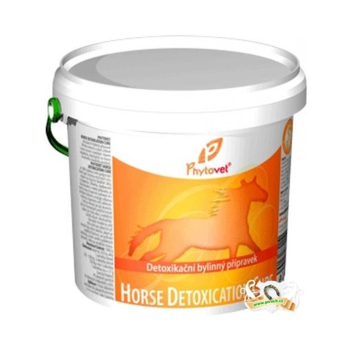 HORSE DETOXICATION CURE - Phytovet