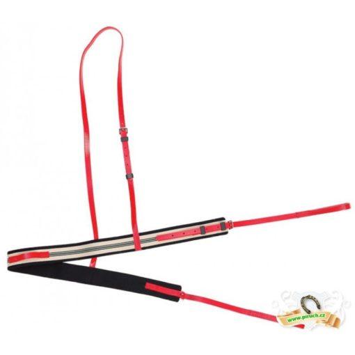POPRSÁK dostihový elastický PVC Zilco