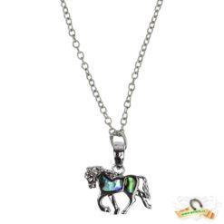 PŘÍVĚŠEK kůň na řetízku