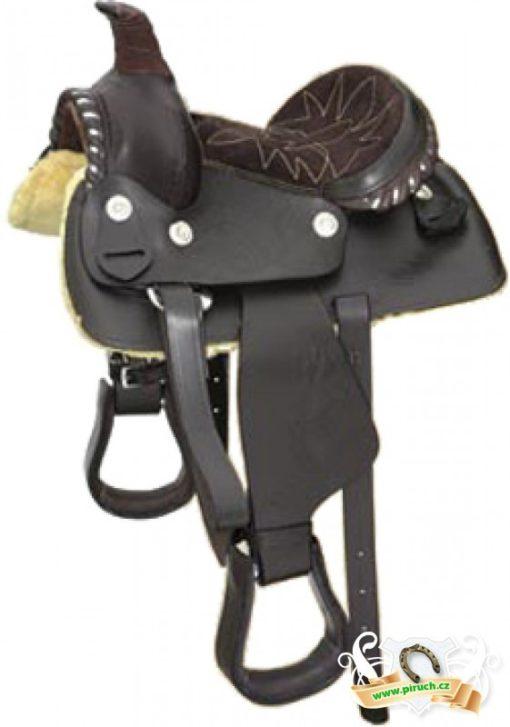 SEDLO westernové Pony